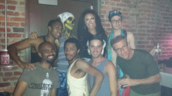 The Cast & Crew @ TOWN DC