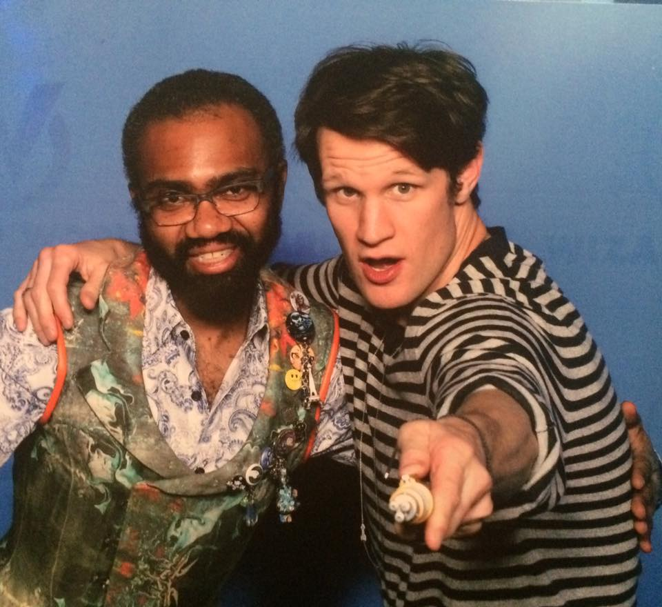 Matt Smith and I