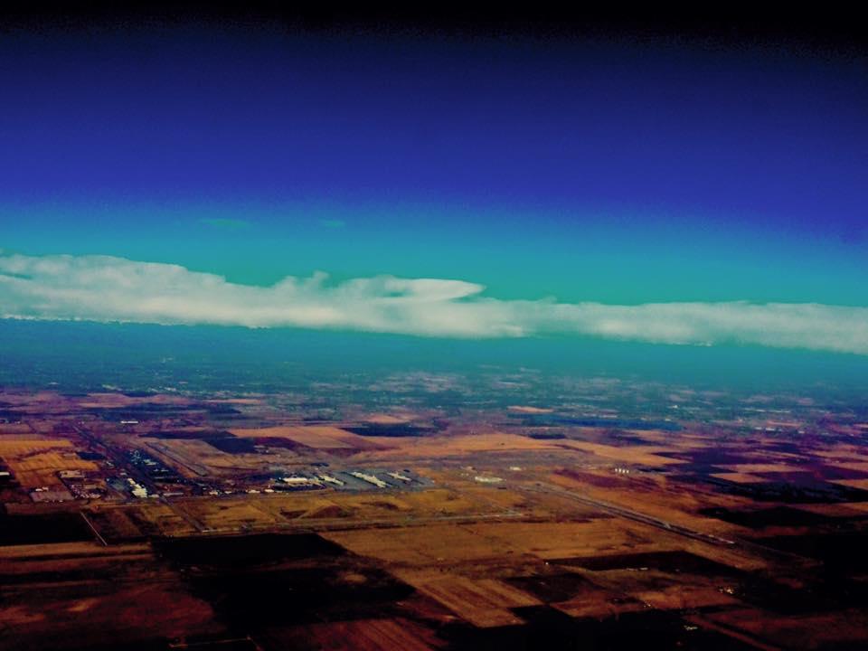 The Colorado landscape