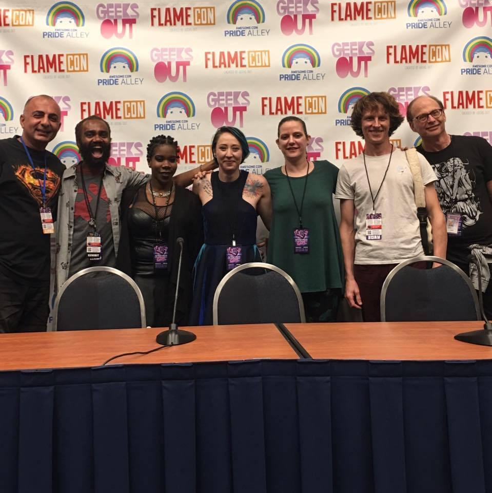 Awesome Con Panel 2017