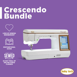 Crescendo Bundle april 1