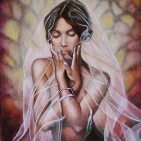 L__amore_al_tempo_del.....__olio_su_tela