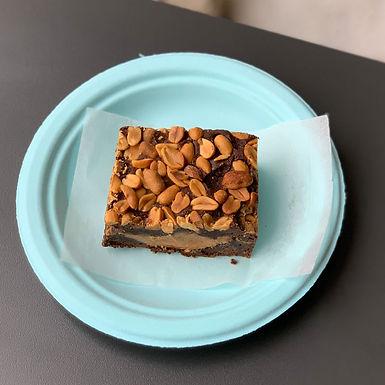 Peanuts Brownies