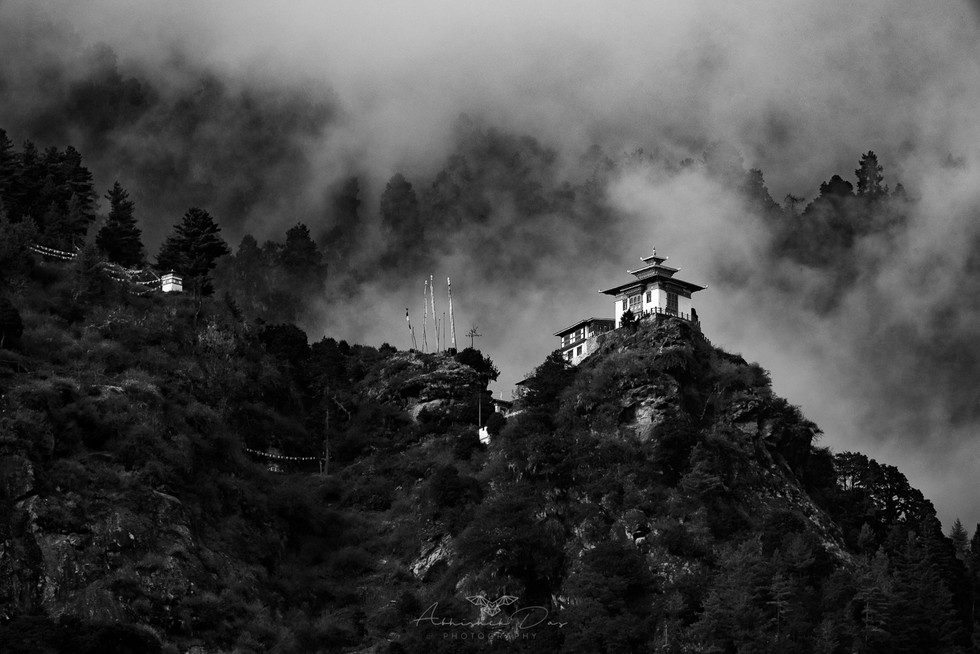 MONASTERIES AND MOUNTAINS