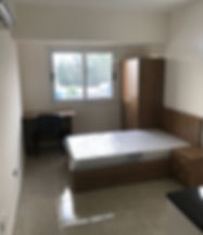 Brand new self-contained studio flat available for rent in North Cyprus Nicosia. Both contemporary and stylish. Ideal for students.