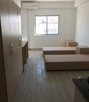 GOCMENKOY  1+0 2+0 2+1 STUDIO FLATS  It's a 10-minute walk to Near East University from your student accommodation at Canis apartment ​