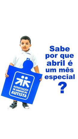 Abril Azul - AMA