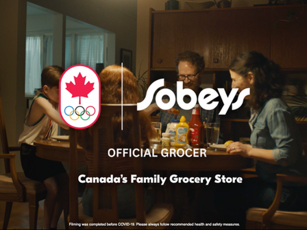 Let the Games Begin! Our Sobeys Family is ready to #FeedTheDream of Team Canada