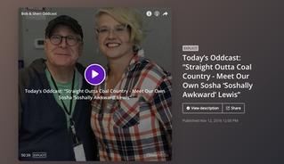Straight Outta Coal Country - Bob & Sheri Oddcast