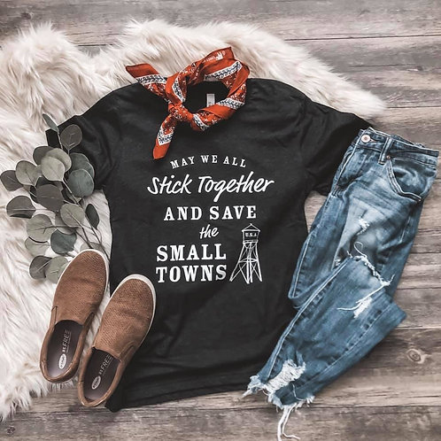 Small Town Tee
