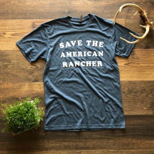 The American Rancher Tee
