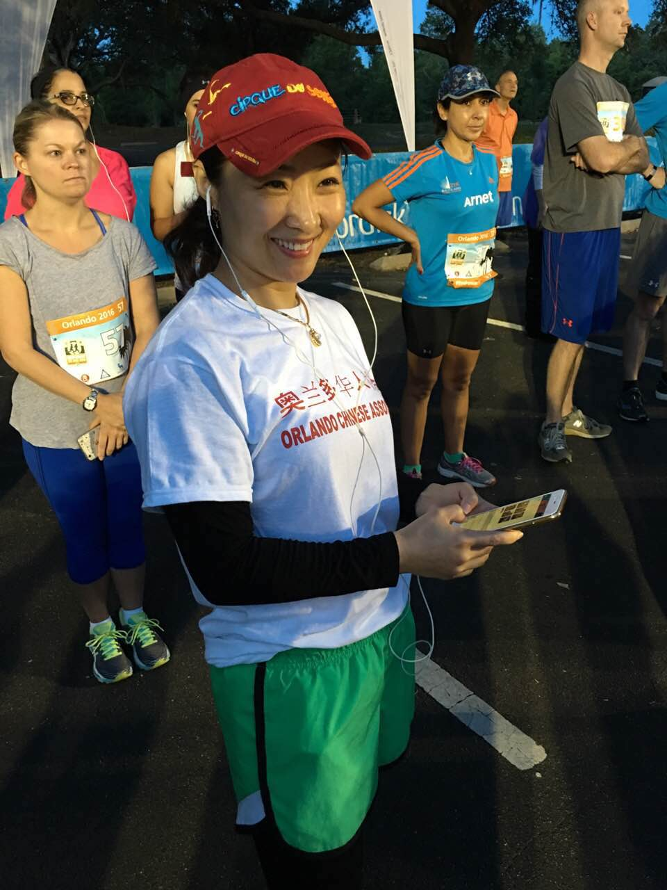 奥兰多华人协会 Orlando Chinese Association Empower 5K (16)