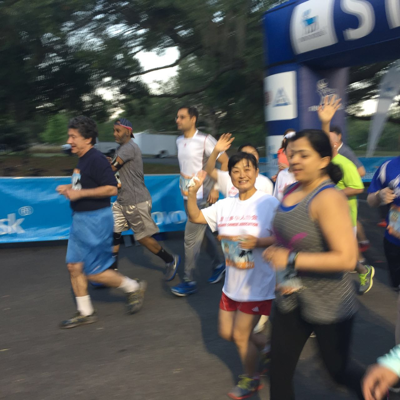 奥兰多华人协会 Orlando Chinese Association Empower 5K (14)