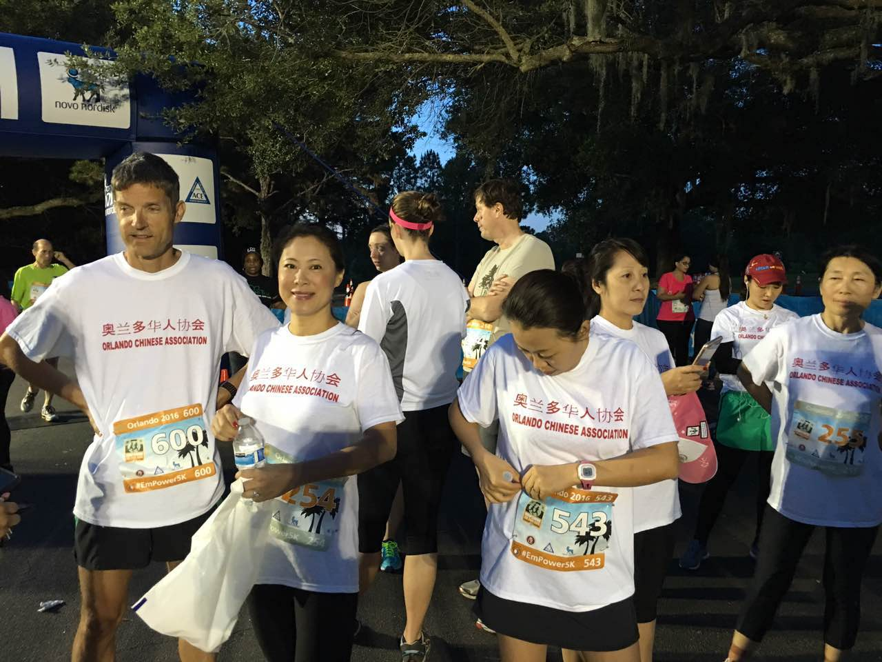 奥兰多华人协会 Orlando Chinese Association Empower 5K (15)