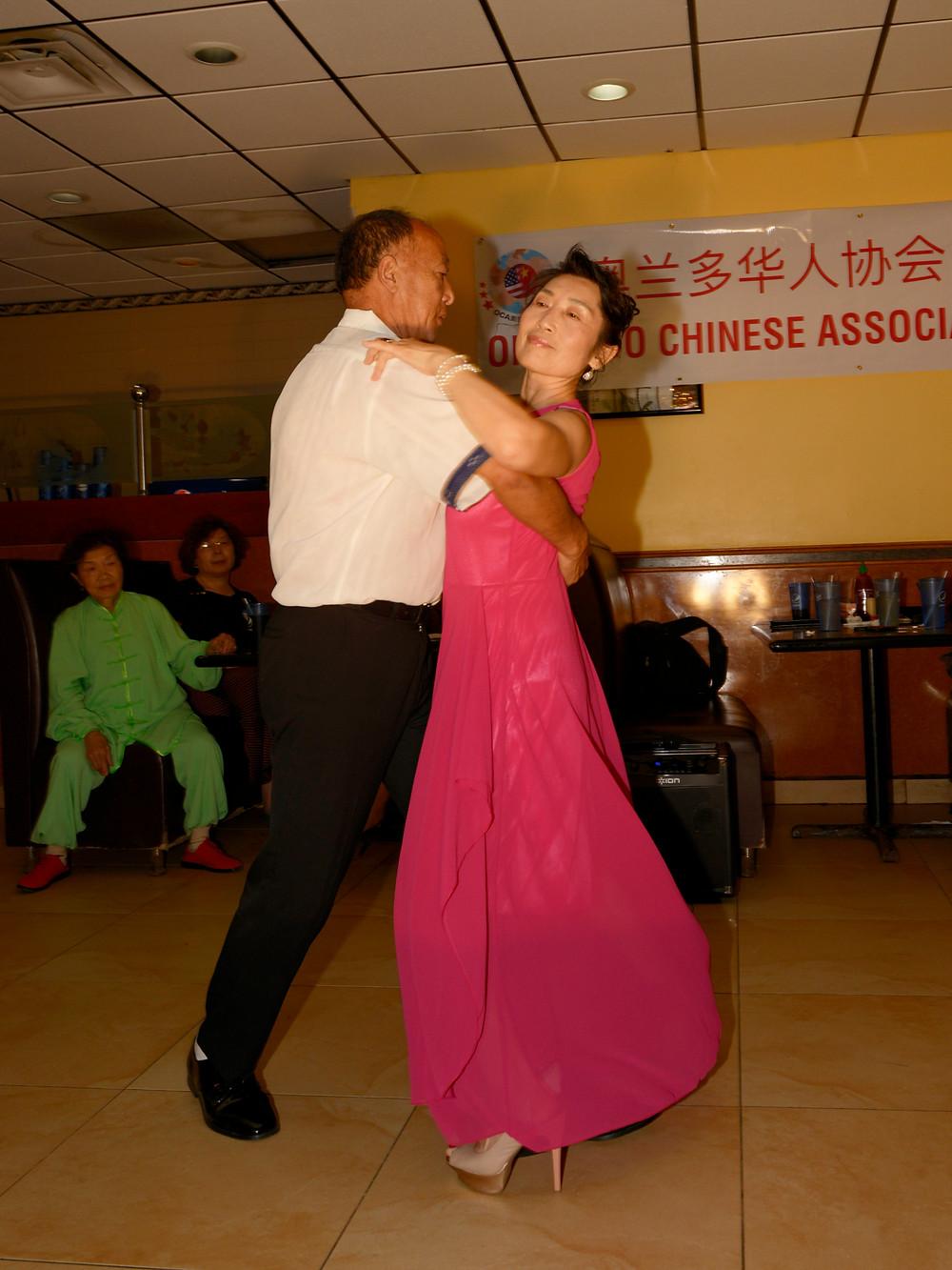 奥兰多华人协会 文化艺术团 表演舞蹈