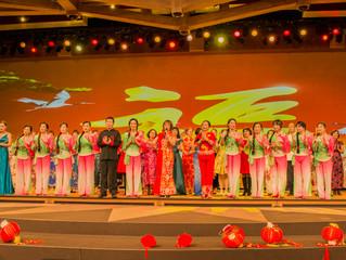 大奥兰多地区华人春节联欢晚会于除夕夜成功举办