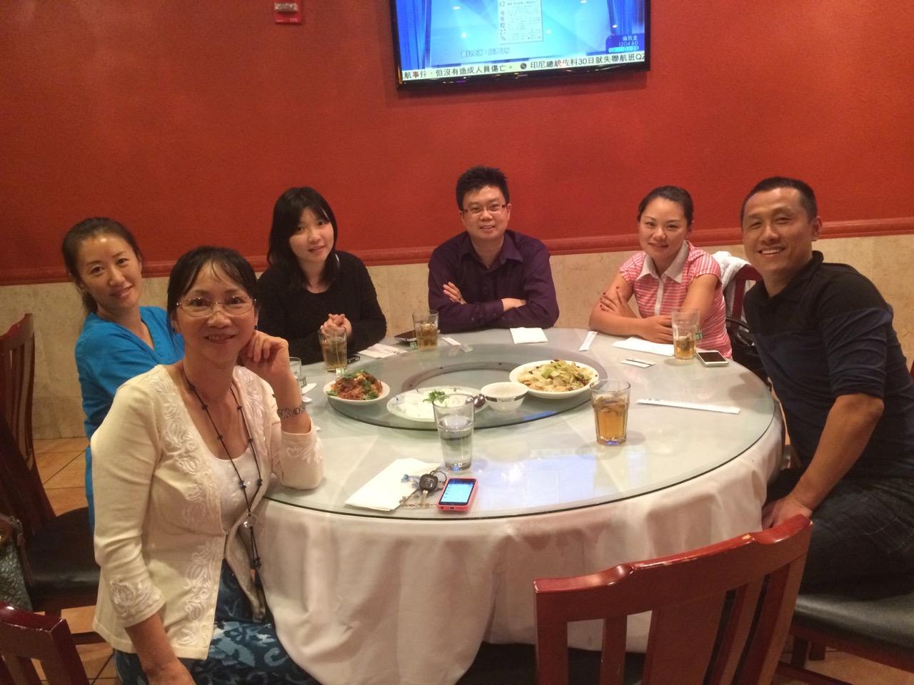 奥兰多华人协会 聚会