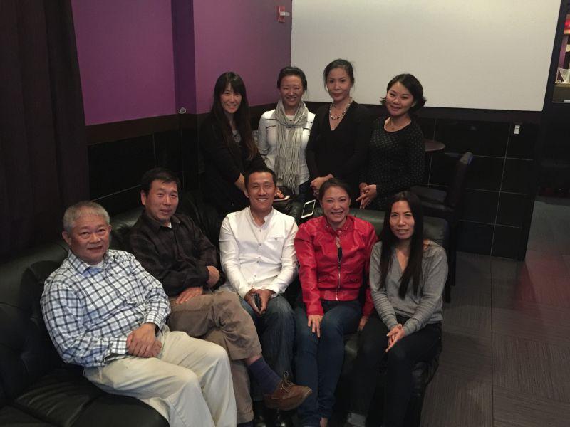 奥兰多华人协会 理事团