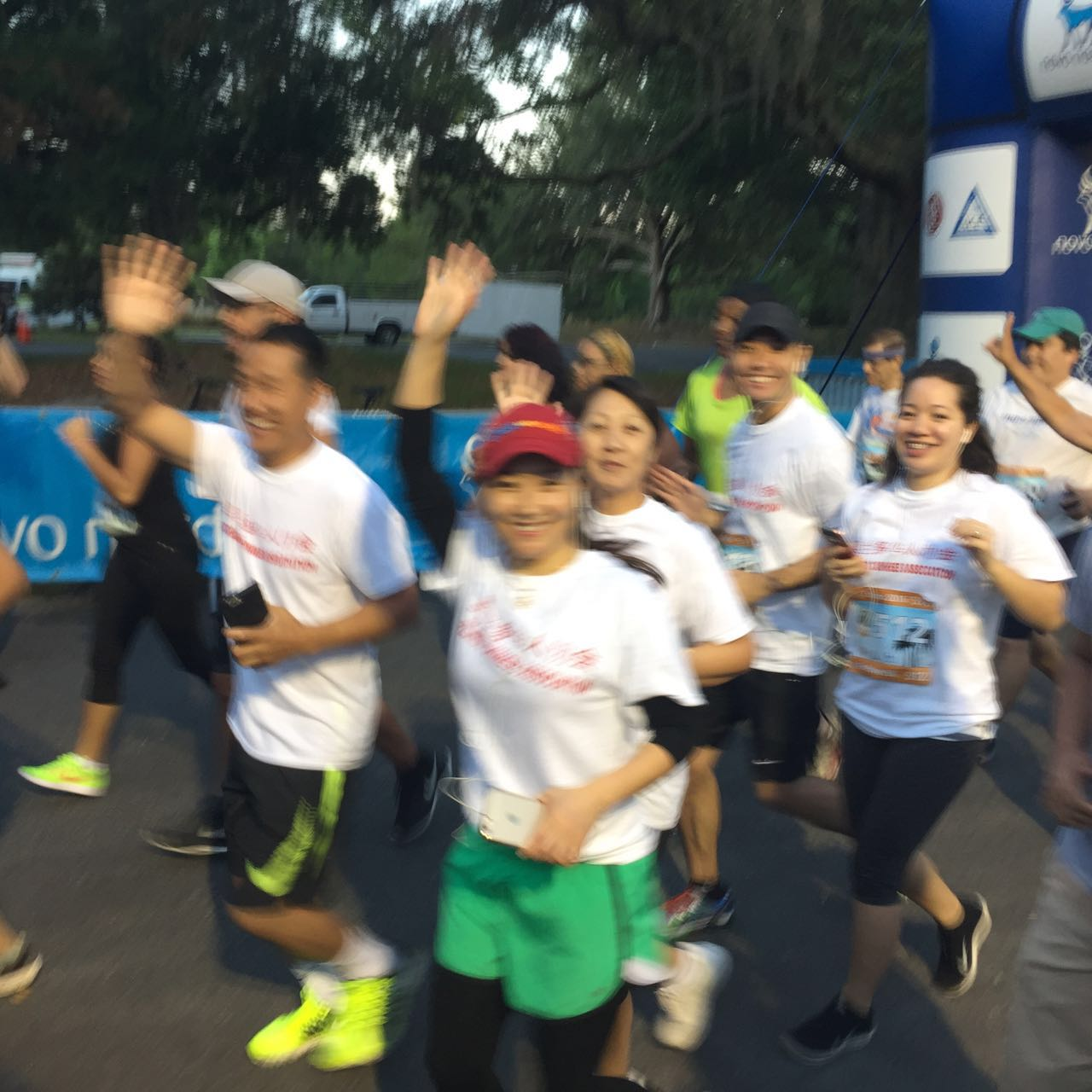 奥兰多华人协会 Orlando Chinese Association Empower 5K (13)