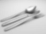 cutlery 3 pieces