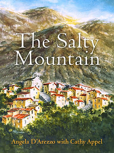 Salty Mountain Front Cover for   Update