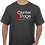 Thumbnail: Center Stage Unisex Crew Neck Short Sleeve Tee