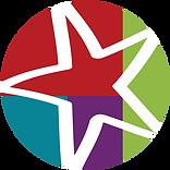 CS Star Only Circle Logo 2019-color mode