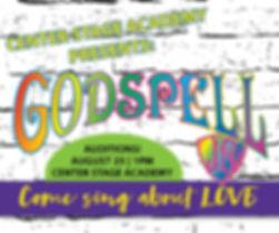 Godspell Auditions at CS
