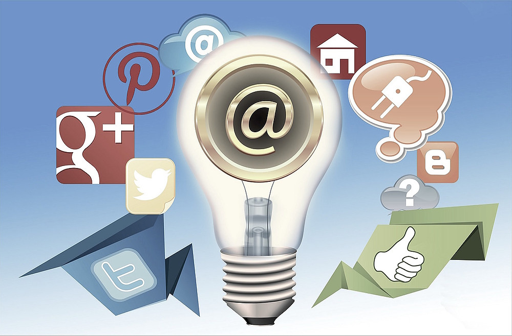 Social media taking over the electrical industry.