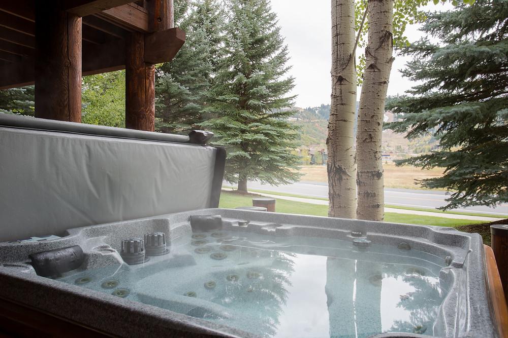 Park City Chaparral Deer Valley Condo Hot Tub