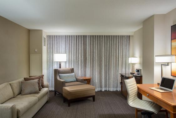 Salt Lake City Hotel Interior