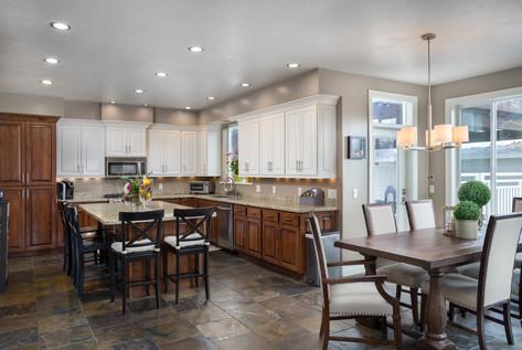 Kitchen Space In Cottonwood Heights Utah