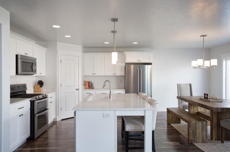 Kitchen Space In Lehi Utah