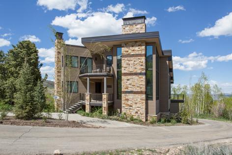 Park City Utah Luxury Retreat Exterior