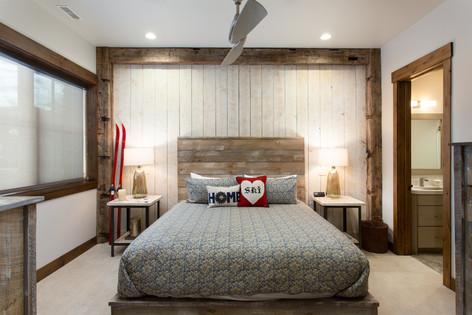Park City Utah Luxury Retreat Bedroom