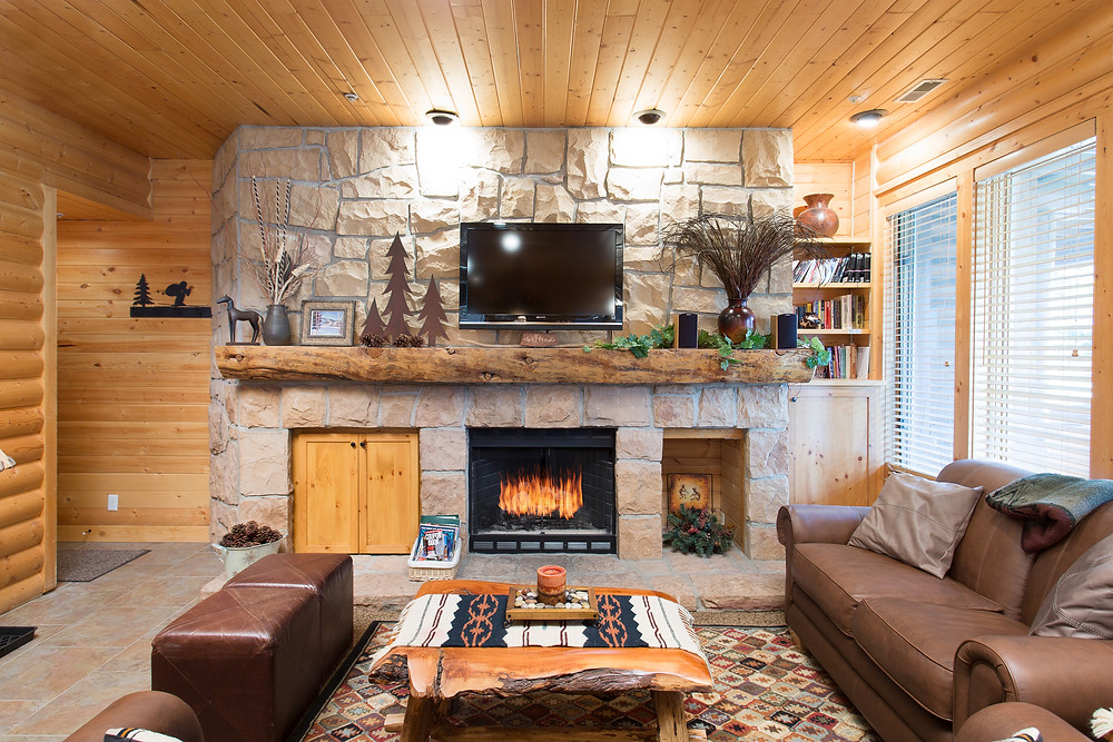 Park City Chaparral Deer Valley Condo Living Space