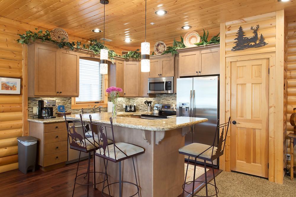 Park City Chaparral Deer Valley Condo Kitchen