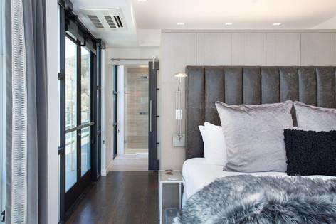 Park City Utah Luxury Retreat Master Bedroom