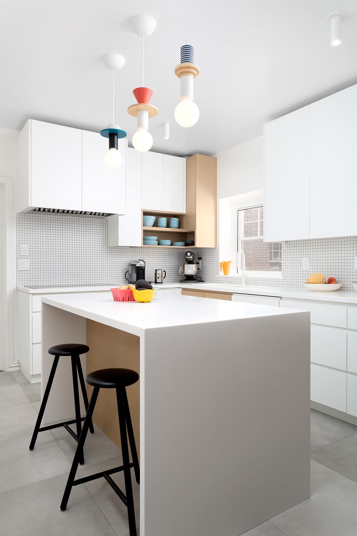 Utah Contemporary Kitchen
