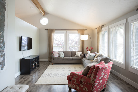 Living Space In Bountiful Utah