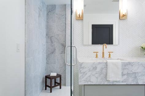 Residential Master Bathroom