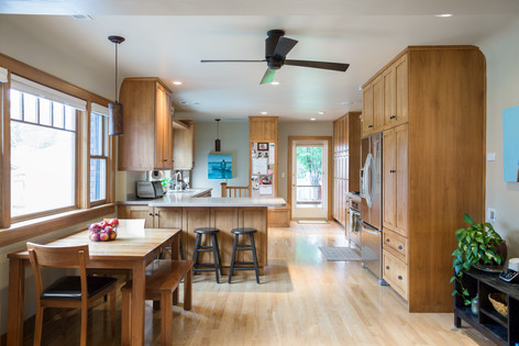 Kitchen Space In Sugarhouse Utah