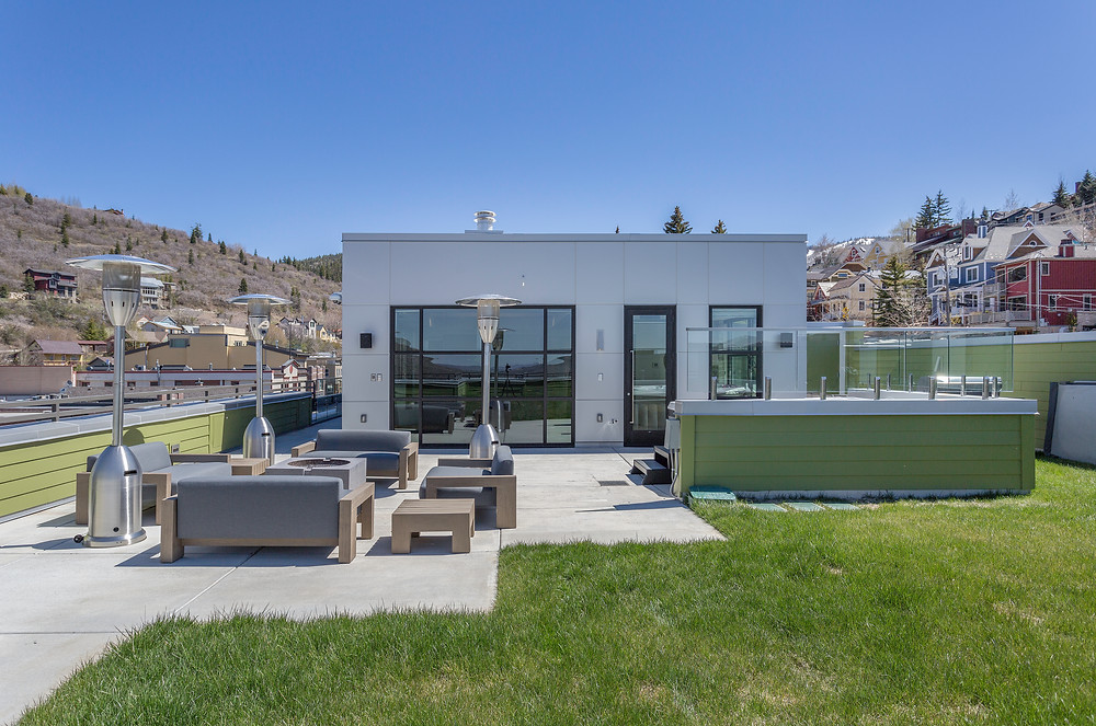 Park City home with views