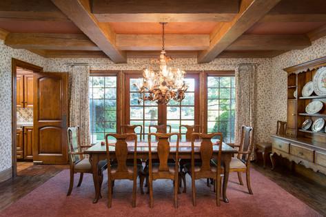 Alpine Dining Space