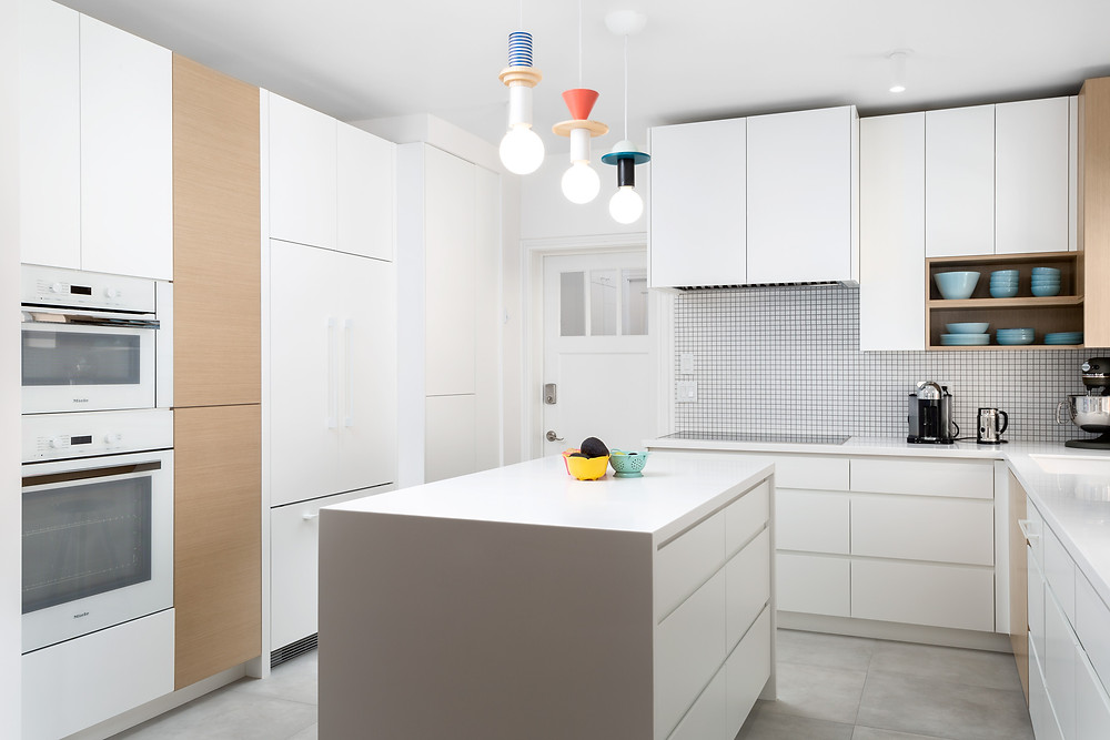 Utah Contemporary Kitchen with Junit Collection by Schneid
