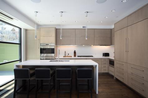 Park City Utah Luxury Retreat Kitchen Space