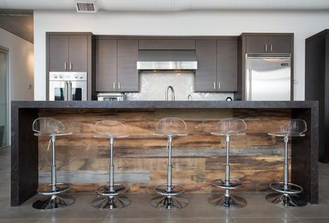 Utah Showroom Kitchen