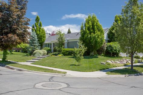 Residential Exterior In Highland Utah