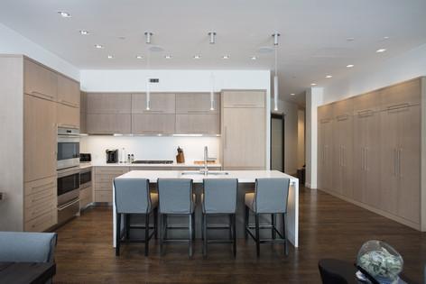 Architectural Photographer Kyle Aiken Captures A Park City, Utah Luxury Retreat Kitchen Space, For The Parkite.
