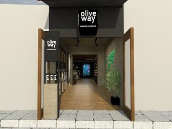 OLIVEWAY Flagship retail store-Rhodes,